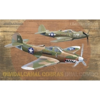 Guadalcanal Cobras - Dual Combo Limited Edition (1:48)