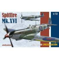 Spitfire Mk.XVI Dual Combo - Limited Edition(1:72)