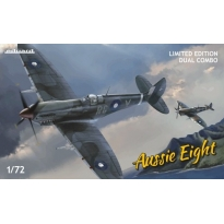 Spitfire Mk.VIII Aussie Eight - Dual Combo - Limited Edition (1:72)