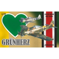 Grün Herz - Dual Combo - Limited Edition (1:72)