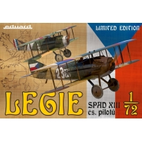 Legie - SPAD XIIIs flown by Czechoslovak pilots - Limited Edition (1:72)