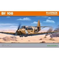 Eduard 3006 Bf 108 - ProfiPACK (1:32)