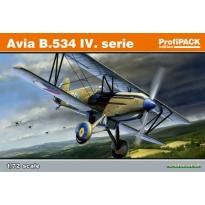Avia B.534 IV.serie - ProfiPACK (1:72)