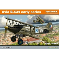 Avia B-534 early series (Dual Combo) - ProfiPACK (1:72)
