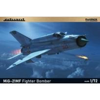 MiG-21MF Fighter Bomber - ProfiPACK (1:72)