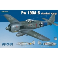 Fw 190A-8 standard wings - Weekend Edition (1:72)