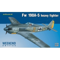 Fw 190A-5 heavy fighter - Weekend Edition (1:72)
