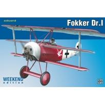 Fokker Dr.I - Weekend Edition (1:72)