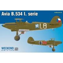 Avia B-534 I. serie - Weekend Edition (1:72)