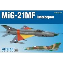 MiG-21MF Interceptor - Weekend Edition (1:72)
