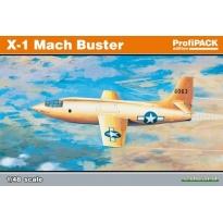 X-1 Mach Buster - ProfiPACK (reedycja) (1:48)