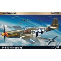 Eduard 82101 P-51D-5 Mustang Early - ProfiPACK (1:48)