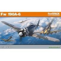 Eduard 82148 Fw 190A-6 - ProfiPACK (1:48)