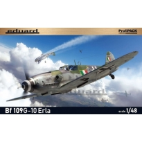 Eduard 82164 Bf 109G-10 Erla - ProfiPACK (1:48)