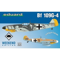 Bf 109G-4 - Weekend Edition (1:48)
