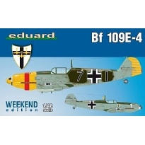 Bf 109E-4 - Weekend Edition (1:48)