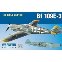 Bf 109E-3 - Weekend Edition (1:48)
