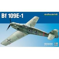 Eduard 84158 Bf 109E-1 - Weekend Edition (1:48)