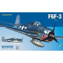 Eduard 84160 F6F-3 - Weekend Edition (1:48)