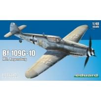 Eduard 84168 Bf 109G-10 Mtt. Regensburg - Weekend Edition (1:48)