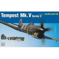 Eduard 84170 Tempest Mk.V series 2 - Weekend Edition (1:48)
