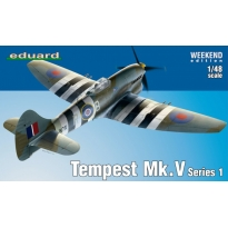 Eduard 84171 Tempest Mk.V series 1 - Weekend Edition (1:48)