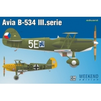 Avia B-534 III.serie - Weekend Edition (1:48)