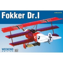 Fokker Dr.I - Weekend Edition (1:48)