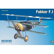 Fokker F.I - Weekend Edition (1:48)