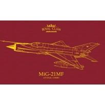 MiG-21MF Royal Class Dual Combo - Limited Editon (1:72)