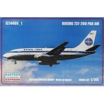 Boeing 737-200 PAN AM (1:144)