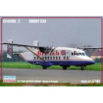 Short 330 short-haul aircraft,British (Limited Edition) (1:144)