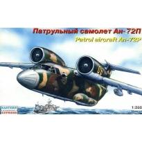 Patrol aircraft An-72P (1:288)