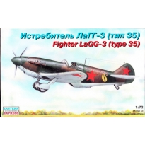 Fighter LaGG-3 (Type 35) (1:72)