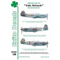 Exito ED48007 Yak Attack - Yakovlev Yak-1b (1:48)