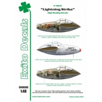 Exito ED48009 Lightning Strike (1:48)