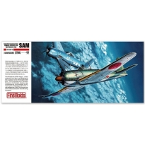 "IJN Planned Interceptor A7M2 ""SAM"" (1:72)"