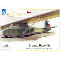 Grunau Baby IIB - Czechoslovakia vol.1 (1:48)