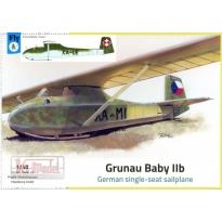Grunau Baby IIB - Poland (1:48)