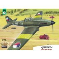 Il-10 Post war service (1:72)