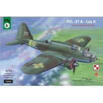 PZL.37A - Łoś A (NOWE FORMY) (1:72)