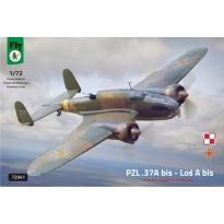 PZL-37A bis (NOWE FORMY) (1:72)