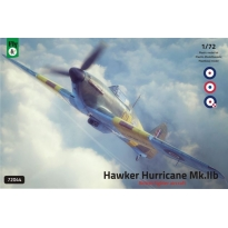 Hawker Hurricane Mk.IIb - Limited Edition (1:72)