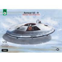 Avrocar VZ-9 (1:72)