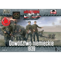 First to Fight Dowództwo niemieckie 1939 (1:72)