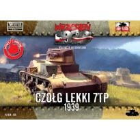First to Fight Czołg lekki 7TP 1939 (1:72)