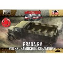 First to Fight Praga RV Polski Samochód Ciężarowy (1:72)