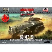 First to Fight Sd.Kfz. 231 Niemiecki ciężki samochód pancerny (1:72)