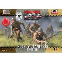 First to Fight Polscy ułani 1939 spieszeni (1:72)