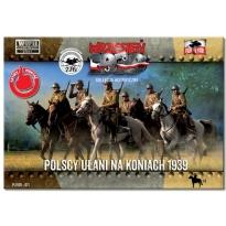 First to Fight Polscy Ułani na koniach 1939 (1:72)
